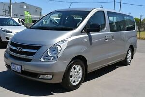 2014 Hyundai iMAX TQ MY13 Silver 4 Speed Automatic Wagon Welshpool Canning Area Preview