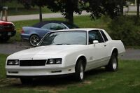 1984 Monte Carlo $4000 OBRO or trade up on classic truck only