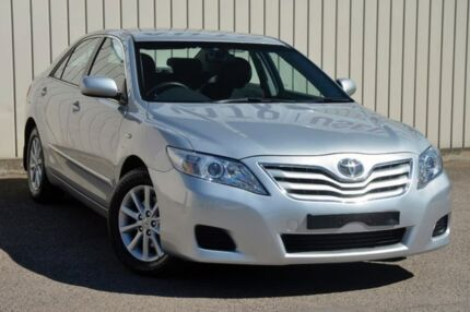 2011 Toyota Camry ACV40R MY10 Altise Silver 5 Speed Automatic Sedan Valley View Salisbury Area Preview