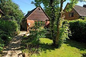 Furnished One Bedroom Cottage in quiet Village