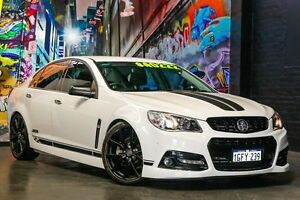 2014 Holden Commodore VF MY14 SS V Collingwood Edition White 6 Speed Sports Automatic Sedan Northbridge Perth City Area Preview