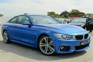 2013 BMW 428i Blue Sports Automatic Coupe Dandenong Greater Dandenong Preview