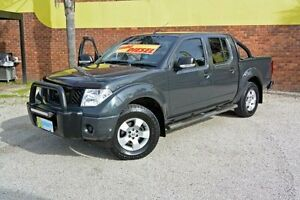 2007 Nissan Navara D40 ST-X Grey 5 Speed Automatic 4D UTILITY Upper Ferntree Gully Knox Area Preview