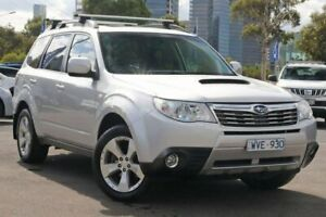 2009 Subaru Forester S3 MY09 XT AWD Premium Silver 5 Speed Manual Wagon Docklands Melbourne City Preview