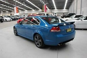 2012 Holden Commodore VE II MY12.5 SV6 Blue 6 Speed Manual Sedan Maryville Newcastle Area Preview