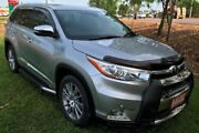 2014 Toyota Kluger GSU55R Grande AWD Silver 6 Speed Sports Automatic Wagon Berrimah Darwin City Preview