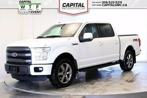 2015 Ford F-150 Lariat FX4 Crew *Navigation - Leather*