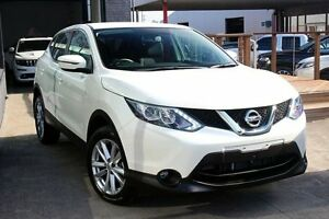 2016 Nissan Qashqai J11 TS Ivory Pearl 1 Speed Constant Variable Wagon Frankston Frankston Area Preview