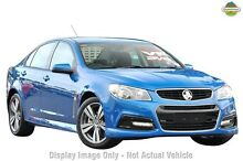 2013 Holden Commodore VF MY14 SV6 Blue 6 Speed Sports Automatic Sedan Cannington Canning Area Preview