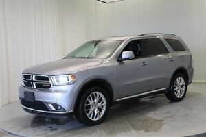 2016 Dodge Durango Limited AWD *Sunroof-Back Up Camera-Heated Se