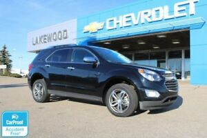 2016 Chevrolet Equinox LTZ (Sunroof, Heated Seats)