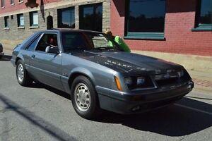 Ford Mustang 5.0 GT Cobra 1986