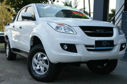 2015 JMC Vigus LX White 5 Speed Manual Utility Ashmore Gold Coast City Preview