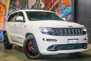 2013 Jeep Grand Cherokee WK MY2014 SRT White 8 Speed Sports Automatic Wagon Perth Perth City Area Preview