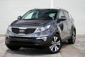 2013 Kia Sportage SL MY13 Platinum Grey 6 Speed Sports Automatic Wagon Seaford Frankston Area Preview