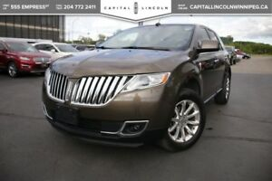 2011 Lincoln MKX 4DR AWD W/ REMOTE START / REVERSE CAM / HEATED/