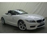 2012 BMW Z Series 2.0 Z4 SDRIVE20I M SPORT ROADSTER 2d 181 BHP Petrol white Manu