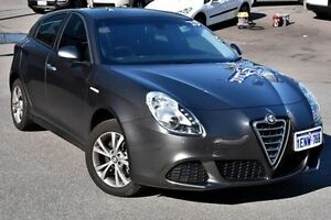 2014 Alfa Romeo Giulietta Progression TCT Grey 6 Speed Sports Automatic Dual Clutch Hatchback Myaree Melville Area Preview