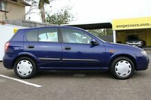 2004 Nissan Pulsar N16 S2 MY2004 ST Blue 4 Speed Automatic Hatchback Chermside Brisbane North East Preview