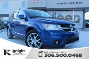 2015 Dodge Journey R/T - DVD - Remote Start - Heated Leather Sea