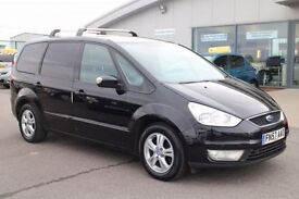 FORD GALAXY 1.8 ZETEC TDCI 5d 125 BHP - VIEW 360 SPIN ON OUR W (black) 2007