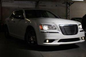 2015 Chrysler 300 MY16 C Luxury White 8 Speed Automatic Sedan Belmore Canterbury Area Preview