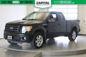 2010 Ford F-150 SuperCab