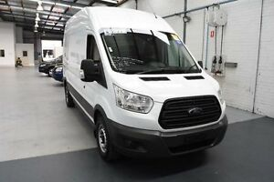 2014 Ford Transit VO 350E High Roof White Manual Van Moorabbin Kingston Area Preview
