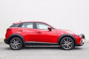 2017 Mazda CX-3 STOURING SKYACTIV-DRIVE AWD DK4W7A Red Sports Automatic Wagon