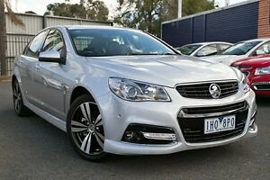 2015 Holden Commodore VF MY15 SV6 Storm Nitrate 6 Speed Automatic Sedan Oakleigh Monash Area Preview