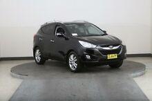 2011 Hyundai ix35 LM MY11 Highlander (AWD) Black 6 Speed Automatic Wagon Smithfield Parramatta Area Preview