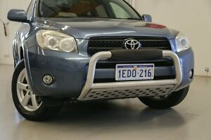 2006 Toyota RAV4 ACA33R Cruiser L (4x4) Blue 4 Speed Automatic Wagon Hillman Rockingham Area Preview