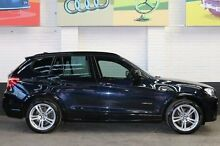 2012 BMW X3 F25 MY1011 xDrive30d Steptronic Black 8 Speed Automatic Wagon Southbank Melbourne City Preview