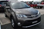 2013 Toyota RAV4 ZSA42R GXL 2WD Bronze 6 Speed Manual Wagon Rutherford Maitland Area Preview