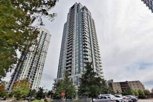 Spacious 1+1 Den Condo Is Located In The Heart Of Mississauga