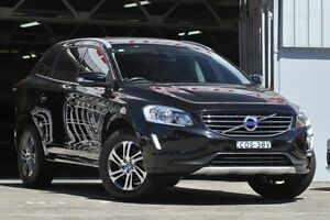 2013 Volvo XC60 DZ MY14 T5 Kinetic Black 6 Speed Auto Dual Clutch Wagon Mosman Mosman Area Preview