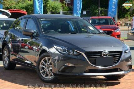 2015 Mazda 3 BM MY15 Neo Meteor Grey 6 Speed Manual Hatchback Liverpool Liverpool Area Preview