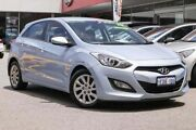 2012 Hyundai i30 GD Active Blue 6 Speed Sports Automatic Hatchback Osborne Park Stirling Area Preview