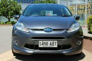2009 Ford Fiesta WS Zetec Grey 4 Speed Automatic Hatchback Wayville Unley Area Preview