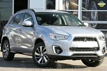 2015 Mitsubishi ASX XB MY15 LS 2WD Silver 6 Speed Constant Variable Wagon Osborne Park Stirling Area Preview