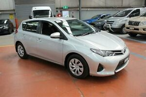 2013 Toyota Corolla ZRE182R Ascent S-CVT Silver 7 Speed Constant Variable Hatchback Maryville Newcastle Area Preview