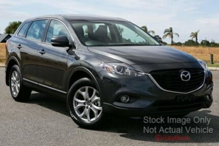 2015 Mazda CX-9 TB10A5 MY14 Classic Activematic Meteor Grey 6 Speed Auto Seq Sportshift Wagon Cannington Canning Area Preview