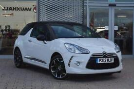 2013 CITROEN DS3 HATCHBACK 1.6 VTi 16V DStyle Plus 3dr