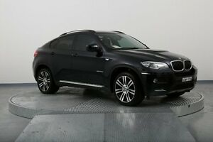 2012 BMW X6 E71 LCI xDrive30d Coupe Steptronic Blue 8 Speed Sports Automatic Wagon Old Guildford Fairfield Area Preview