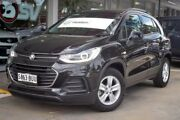 2017 Holden Trax TJ MY18 LS Black 6 Speed Automatic Wagon Somerton Park Holdfast Bay Preview
