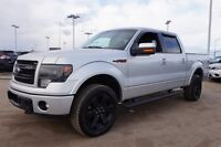 2013 Ford F-150 4X4 SUPERCREW FX4 On Special - Was $40995 Only $