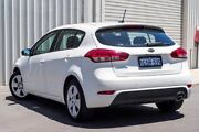 2018 Kia Cerato YD MY18 S White 6 Speed Sports Automatic Hatchback Osborne Park Stirling Area Preview