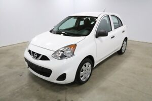 2017 Nissan Micra S Accident Free,