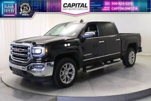2016 GMC Sierra 1500 SLT Crew Cab *Back Up Camera-Heated Seats-R