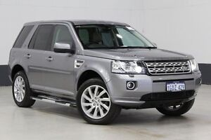 2012 Land Rover Freelander 2 LF MY13 SI4 SE (4x4) Grey 6 Speed Automatic Wagon Bentley Canning Area Preview